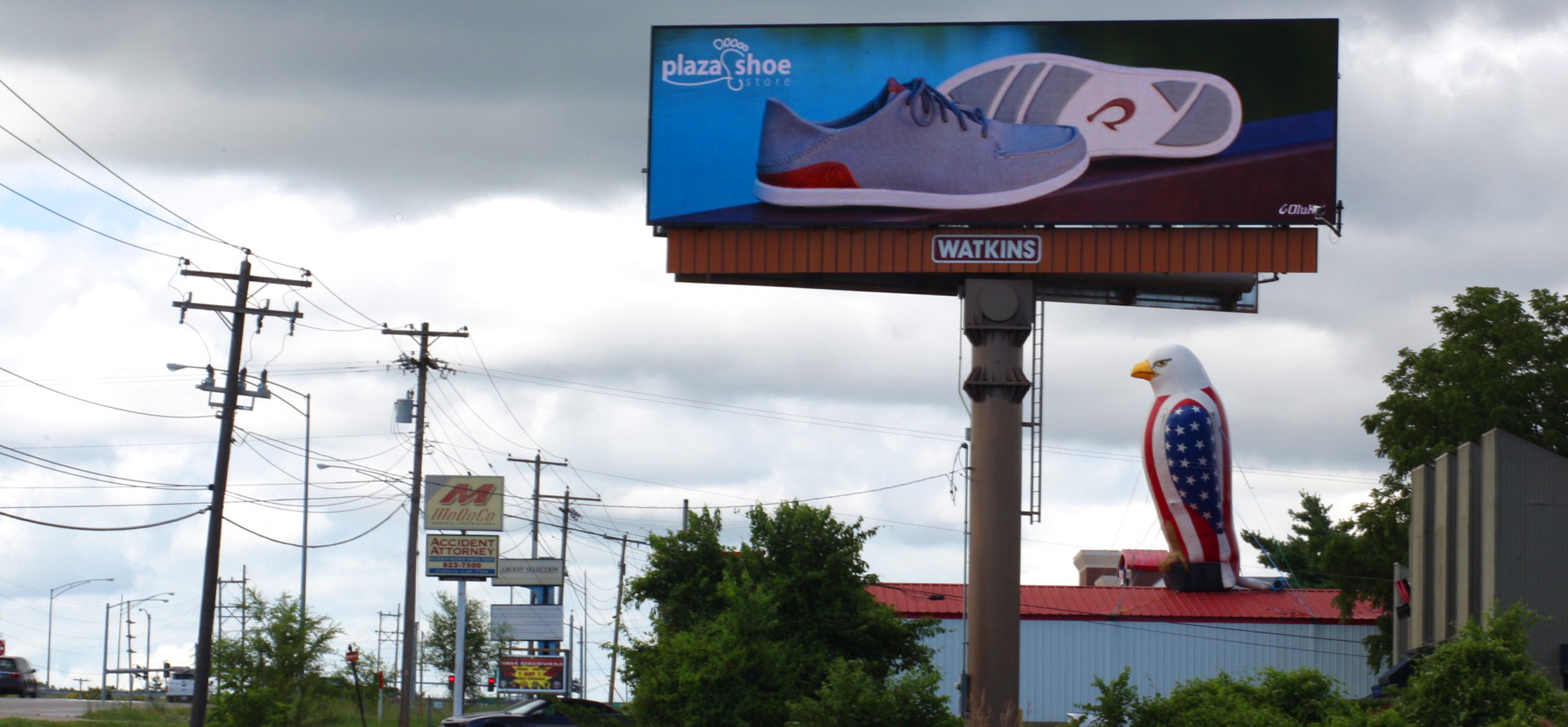 Watkins Outdoor Advertising